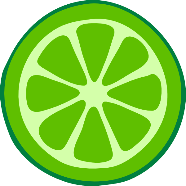 green clip art | Lime Slice clip art | CLIP ART - FOOD - CLIPART ... png free download