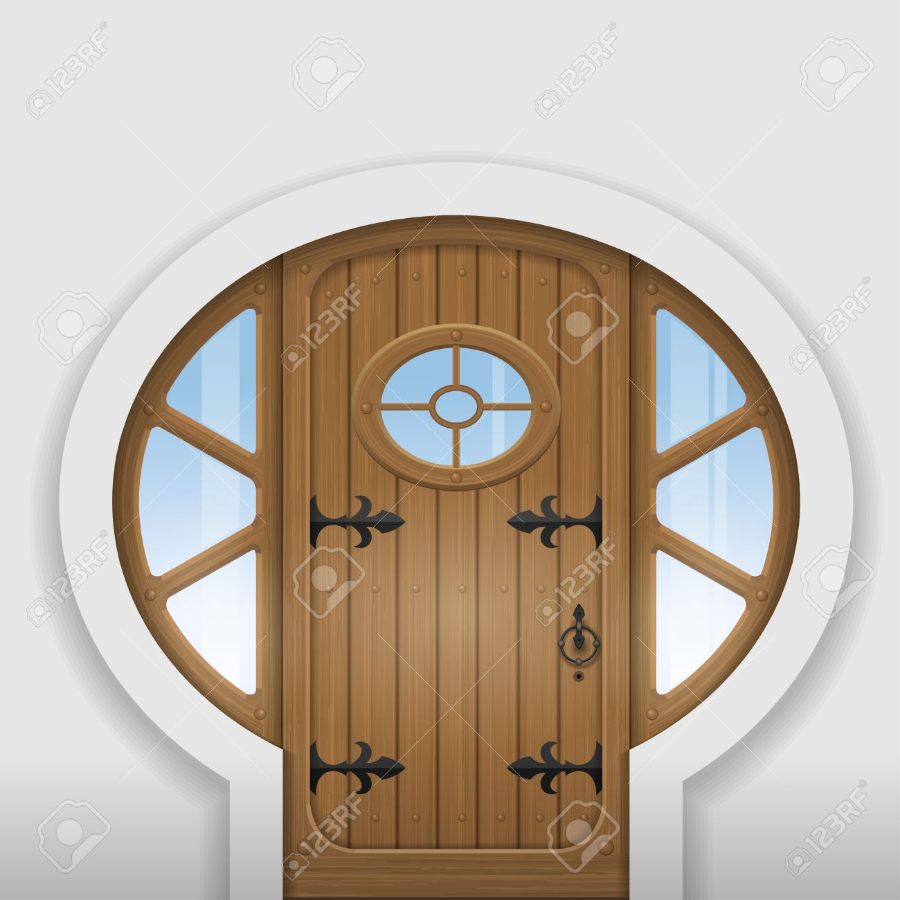 Round doorway clipart picture transparent stock Free Arch Clipart round door, Download Free Clip Art on ... picture transparent stock