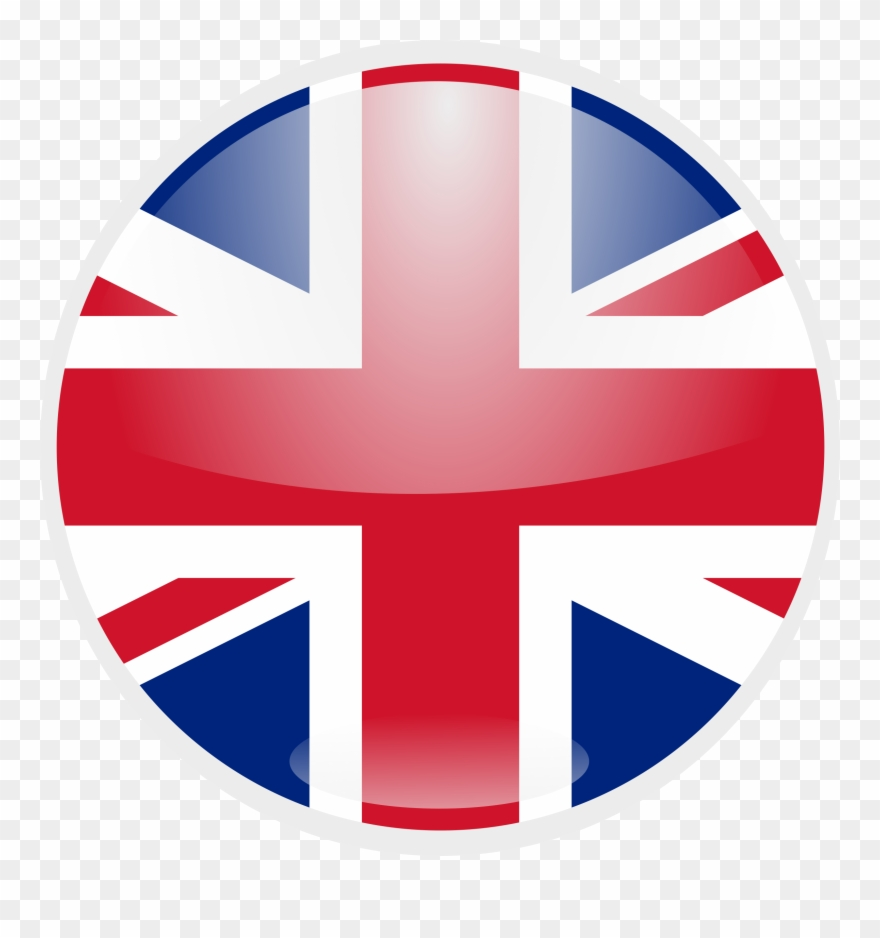 Round vector clipart stock Uk Flag Png - British Flag Round Vector Clipart (#10387 ... stock