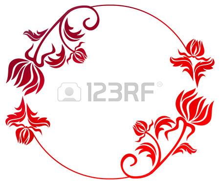 Round flower design clipart banner library stock Round Flower Clipart   Free download best Round Flower ... banner library stock