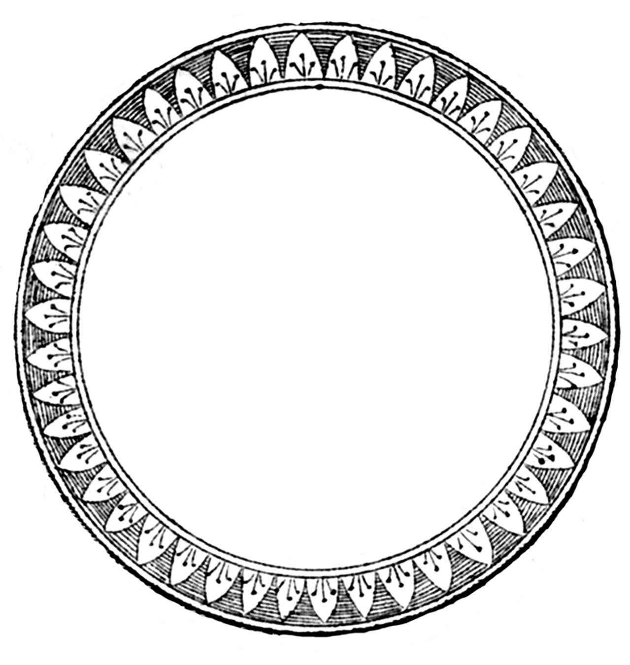 Round picture frame clipart banner download Free Circular Frame Cliparts, Download Free Clip Art, Free ... banner download