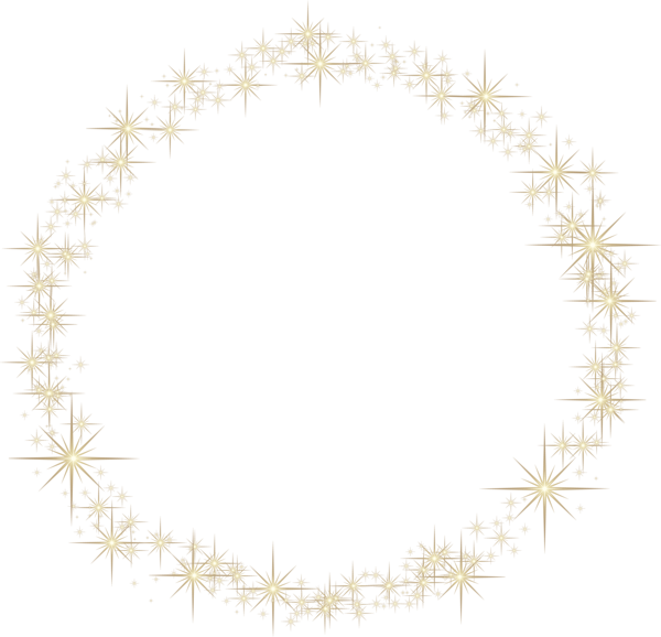 Round snowflake clipart vector royalty free Transparent Round Shining Effect PNG Image | overleys, vectores ... vector royalty free