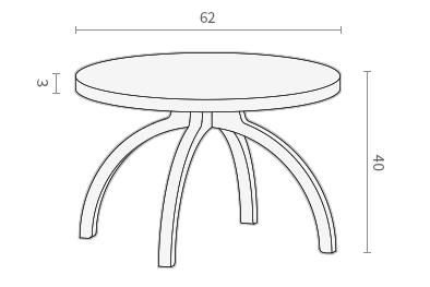 Round tea table clipart freeuse library Coffee table drawing Clipart Dimensions King Living Aspen ... freeuse library