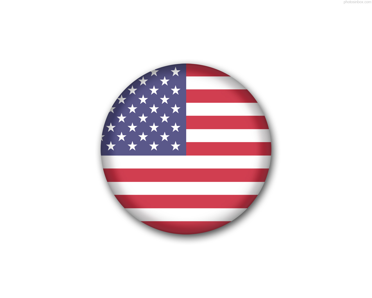 Round us flag clipart svg royalty free Round us flag clipart - ClipartFest svg royalty free