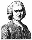 Rousseau clipart svg black and white download Jean-Jacques Rousseau - definition of Jean-Jacques Rousseau ... svg black and white download