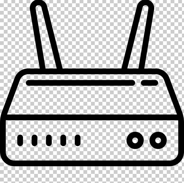 Router icon clipart image free Wireless Router Computer Icons PNG, Clipart, Black And White ... image free