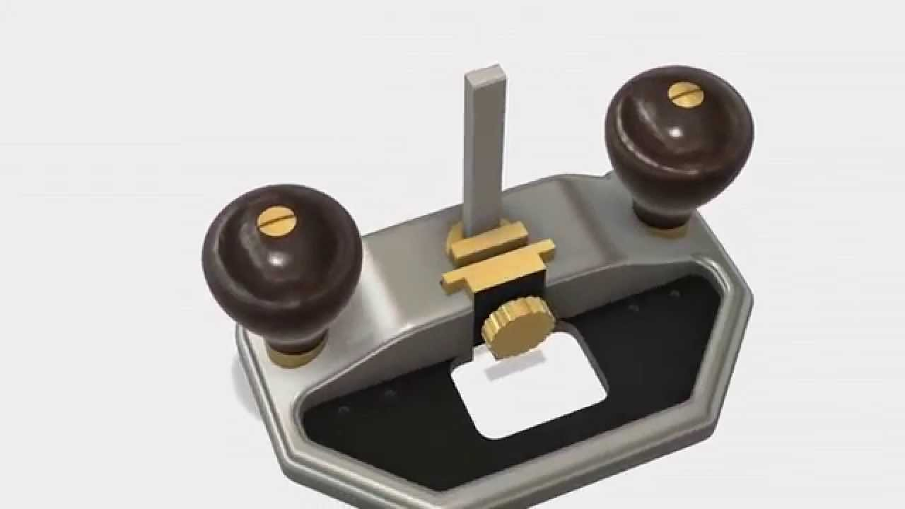 Router plane image black and white library router plane demo - YouTube image black and white library