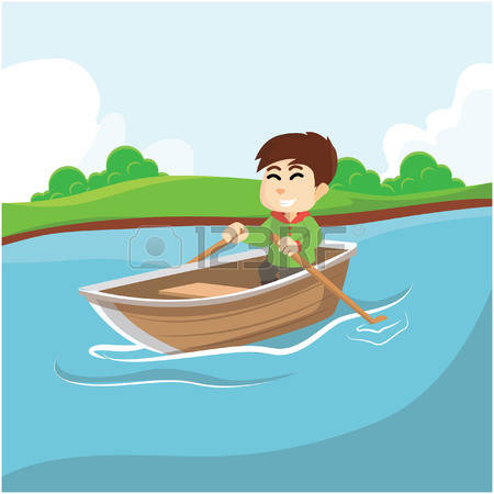 Row boat clipart picture free stock 558 Rowboat Stock Vector Illustration And Royalty Free Rowboat Clipart picture free stock