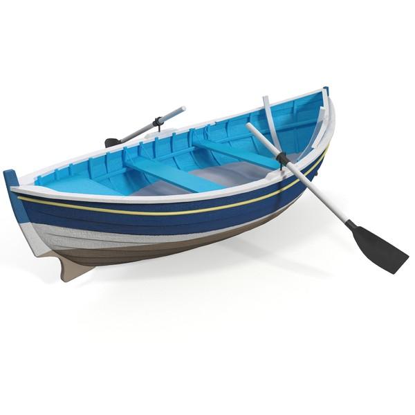 Row boat clipart free clip art freeuse download Rowboat Clipart - Clipart Kid clip art freeuse download