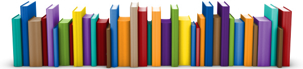 Row books clipart clipart transparent stock Free Row of Books Clipart Image - 5969, Row Of Books Clipart ... clipart transparent stock