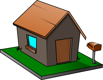 Row house clipart image free Row Of Houses Clipart | Free Download Clip Art | Free Clip Art ... image free