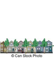 Row houses clipart clip art stock Row houses Vector Clipart Illustrations. 1,203 Row houses clip art ... clip art stock