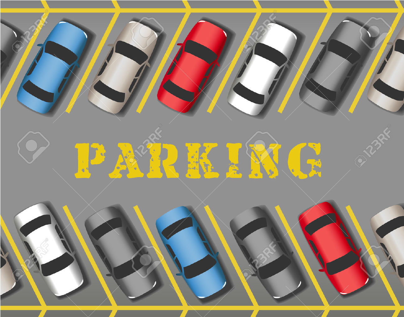 Row of cars clipart banner free 1,003 Row Of Cars Stock Illustrations, Cliparts And Royalty Free ... banner free
