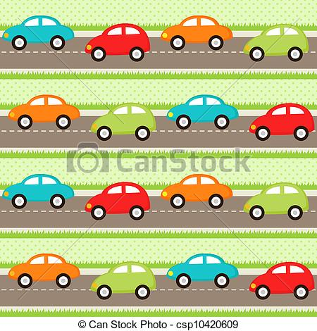 Row of cars clipart picture transparent Car line clipart - ClipartFox picture transparent