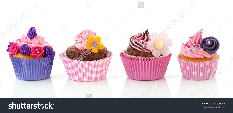 Row of cupcakes clipart transparent stock Row of cupcakes clipart - ClipartFest transparent stock