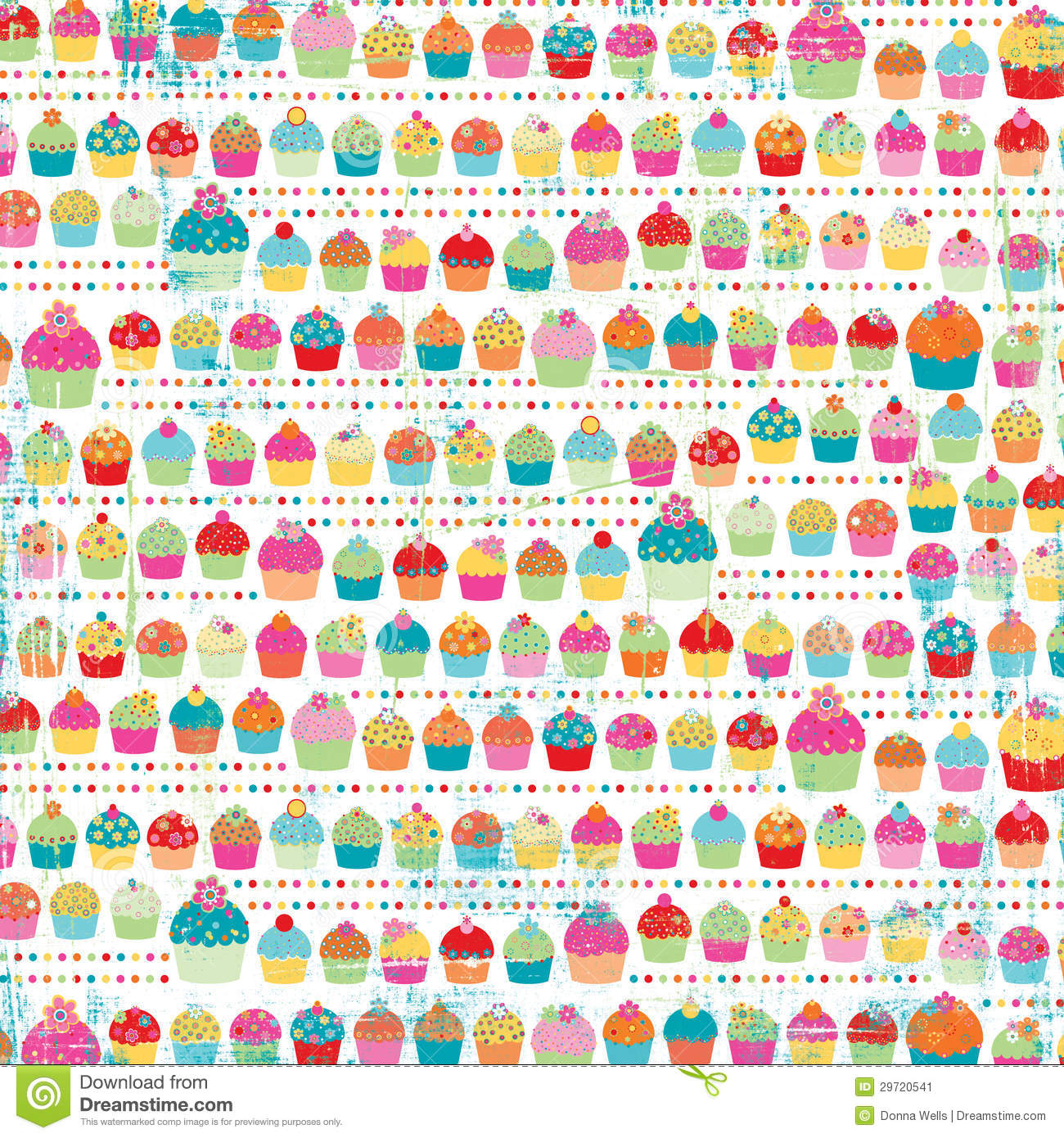 Row of cupcakes clipart image free download Row of cupcakes clipart - ClipartFest image free download