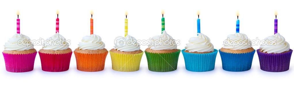 Row of cupcakes clipart vector transparent Row Of Cupcakes Clipart - clipartsgram.com vector transparent