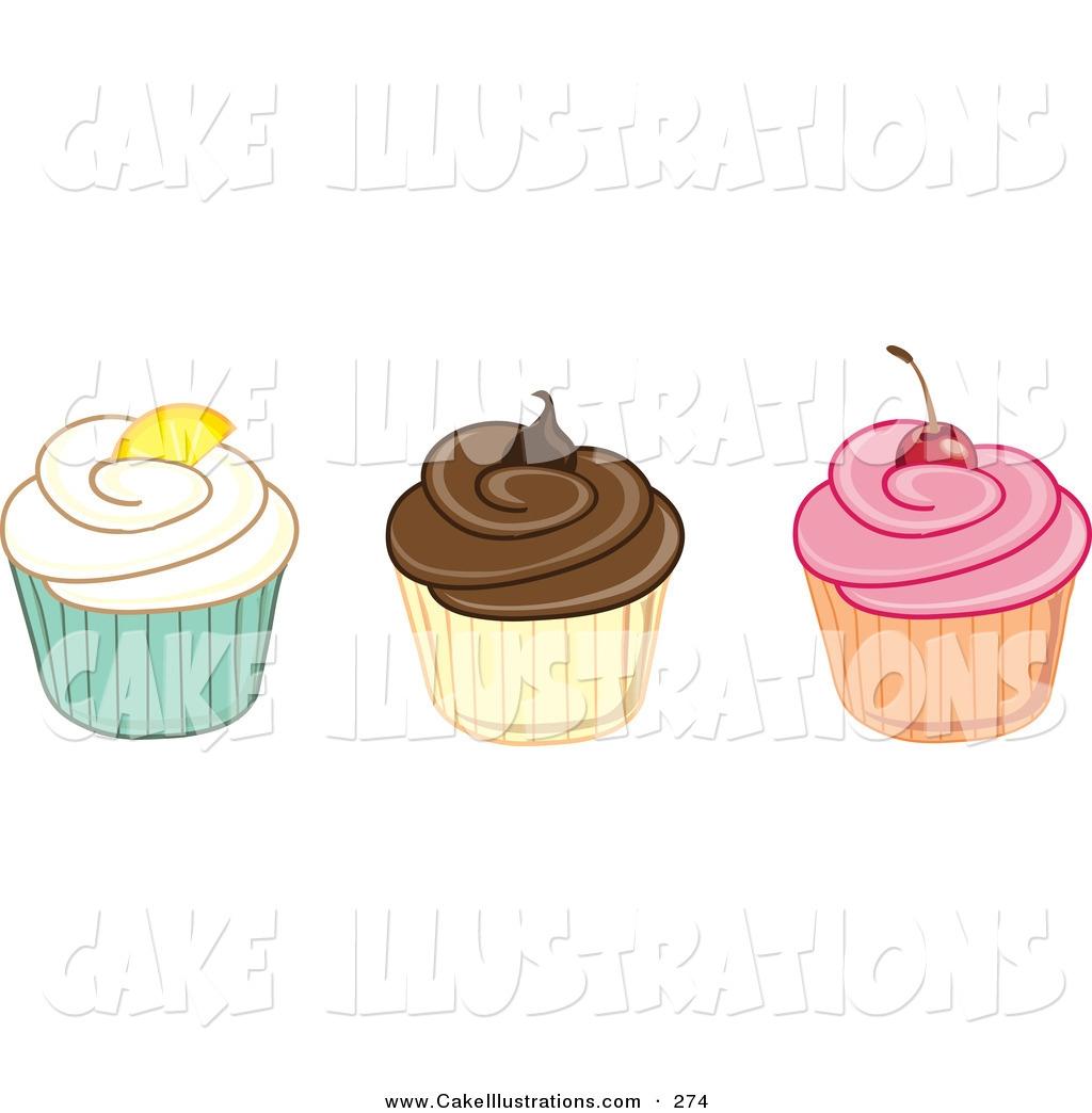 Row of cupcakes clipart jpg freeuse Row Of Cupcakes Clipart - clipartsgram.com jpg freeuse
