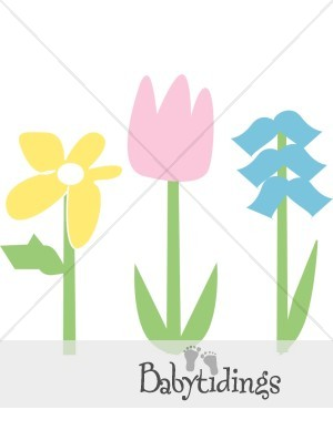 Row of flowers clipart svg black and white stock Row Of Flowers Clipart | Clipart Panda - Free Clipart Images svg black and white stock
