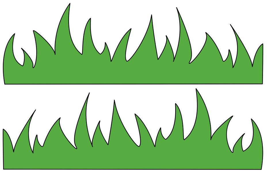 Row of grass clipart clipart free Row of grass clipart - ClipartFest clipart free