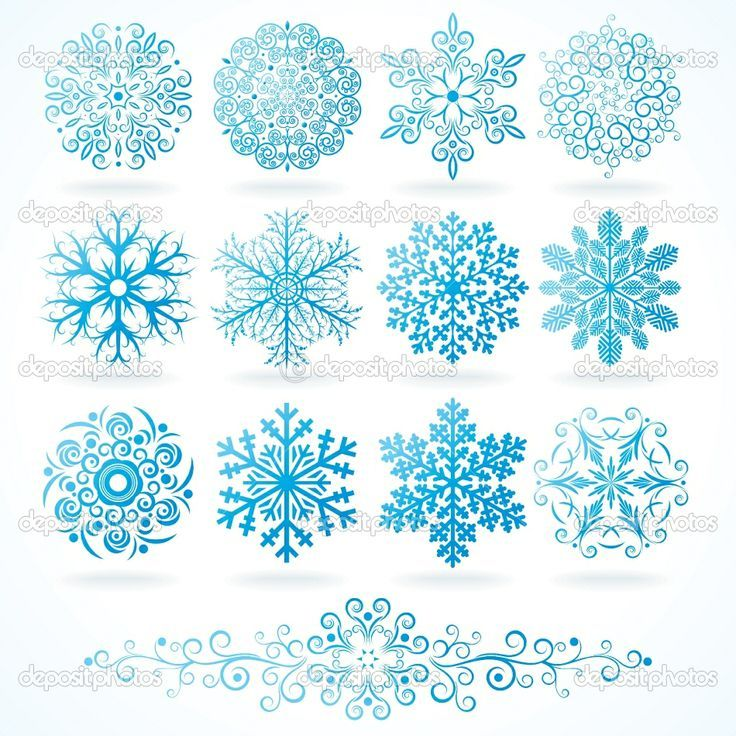 Row of snowflakes clipart graphic freeuse library Snowflakes | Lettering and Art | Snow flake tattoo, Tattoos ... graphic freeuse library