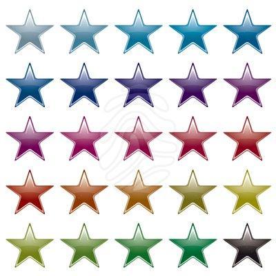 Row of stars clipart clip art free stock Row of Stars Clipart (11+) clip art free stock