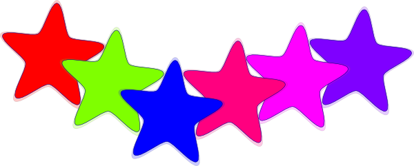 Row of stars clipart image transparent stock Row of stars clipart - ClipartFest image transparent stock