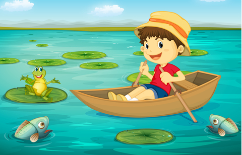 Row row row your boat clipart picture library 17 Best images about KinderGym Nursery Rhymes on Pinterest picture library