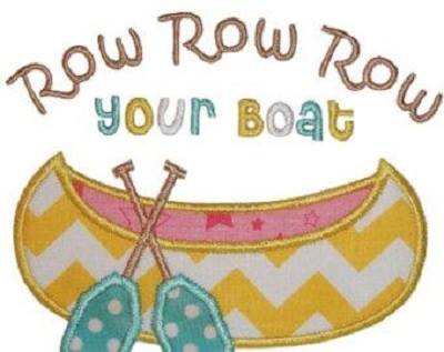 Row row row your boat clipart clip library stock Row Row your Boat @ Crosspoint Milpitas Playhouse, Milpitas [2 May] clip library stock