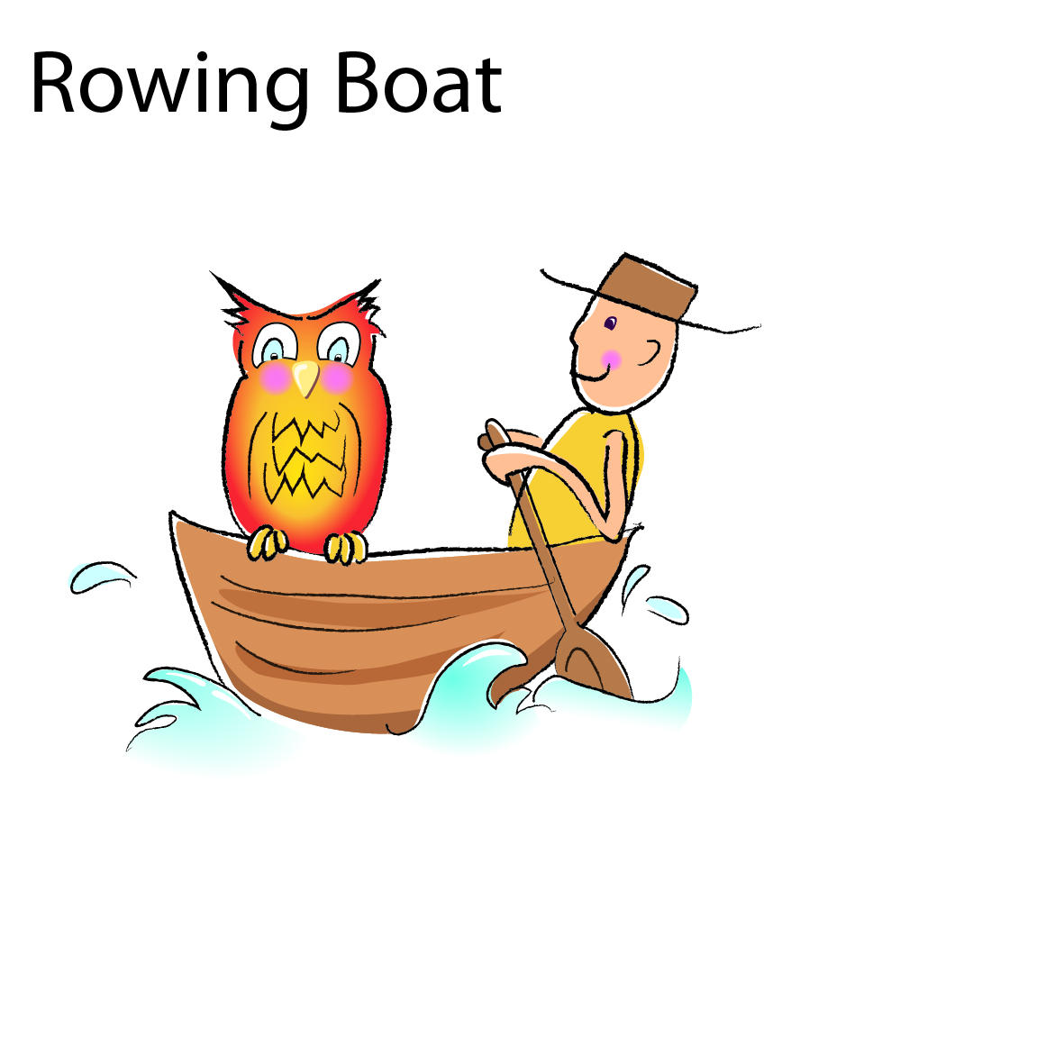 Row row row your boat clipart picture royalty free stock competitionBrainChild Active Development Program picture royalty free stock