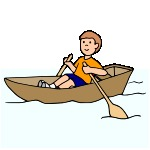 Row row row your boat clipart freeuse download Row Row Row Your Boat Pictures for Classroom and Therapy Use freeuse download
