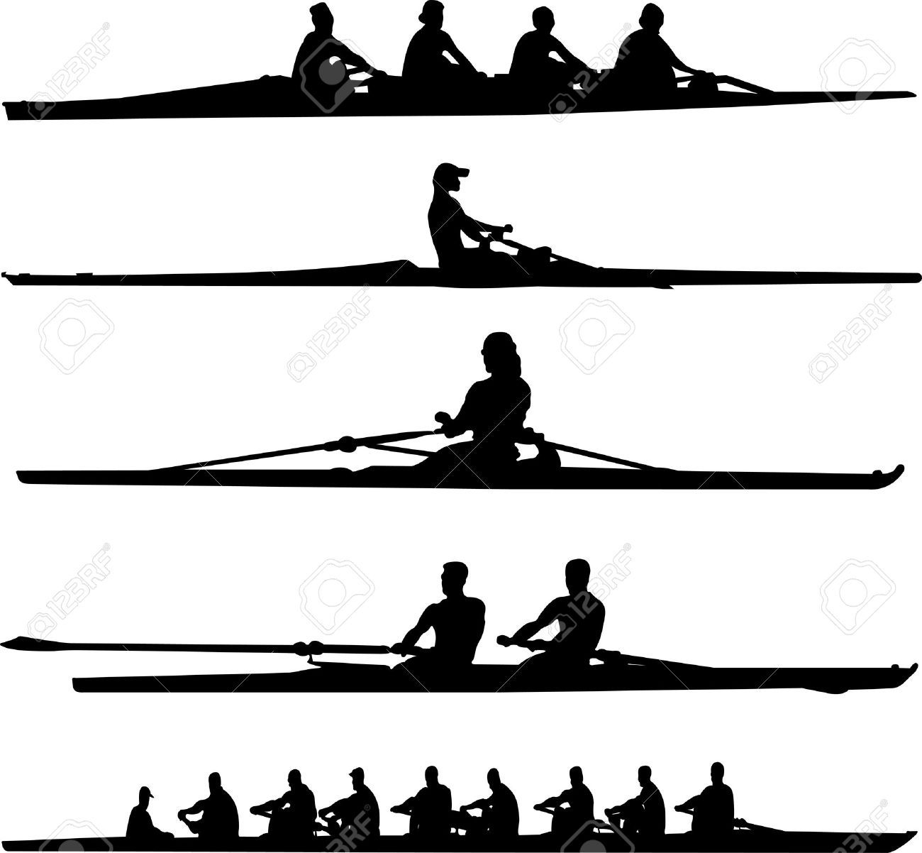 Rowing shell clipart banner free download Rowing shell clipart » Clipart Portal banner free download