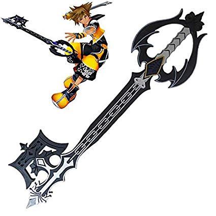 Roxas keyblade crossing clipart banner royalty free stock Amazon.com : RealFireNSteel Kingdom Hearts - Oblivion ... banner royalty free stock