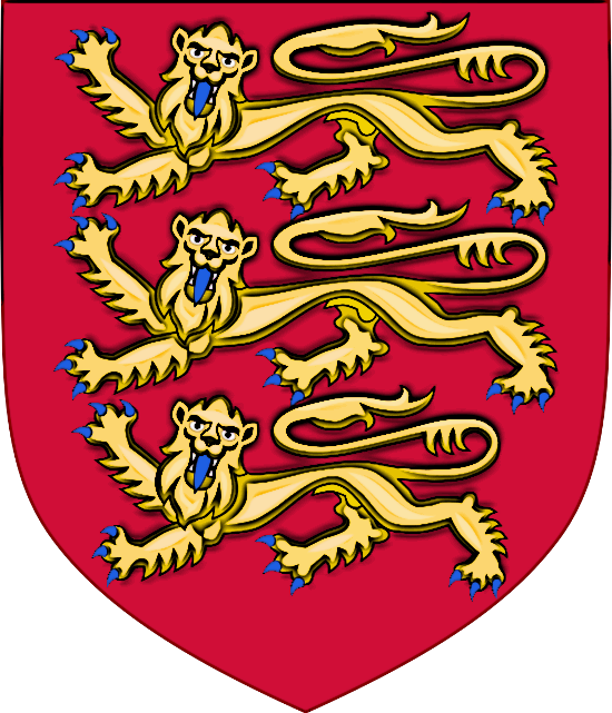 Royal arms of england clipart jpg royalty free download Medieval-King-Edward-II-Royal-Arms-of-England Picture jpg royalty free download
