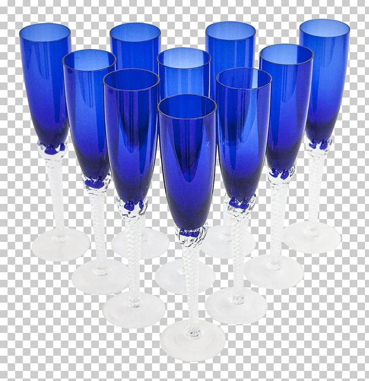 Royal blue and silver champagne glasses clipart clipart free library Wine Glass Champagne Glass Cobalt Blue PNG, Clipart, Art ... clipart free library