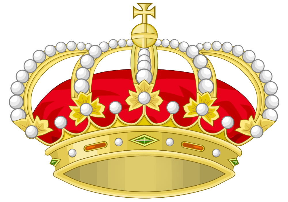 File:Royal Crown of Portugal.svg - Wikimedia Commons - Clip Art Library svg transparent