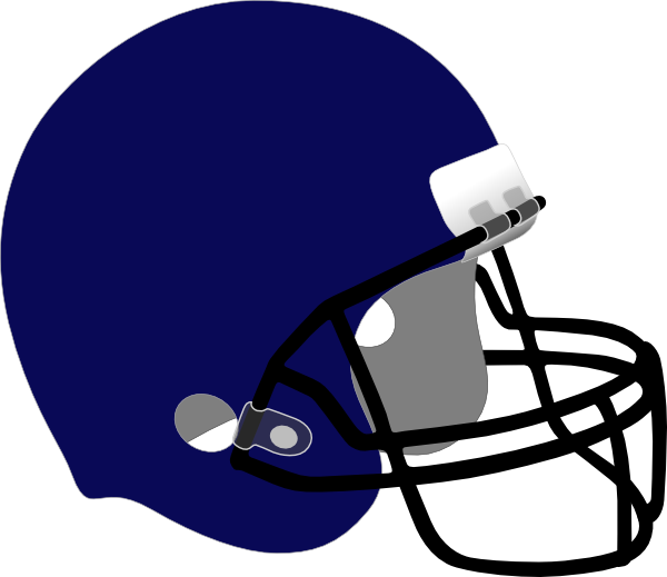 Royal blue facemask outline front football clipart clip free stock Images Of Football Helmets | Free download best Images Of ... clip free stock