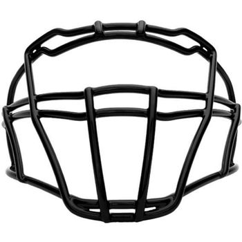 Royal blue facemask outline front football clipart png free download Xenith Predator Football Facemask png free download