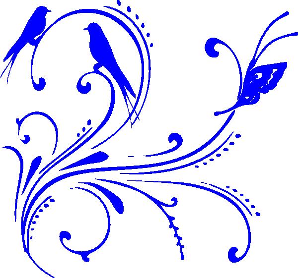 Royal Blue Clip Art at Clker.com - vector clip art online, royalty ... clip black and white