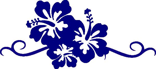 Royal blue flowers clipart clip Flower Design Clipart | Free download best Flower Design ... clip