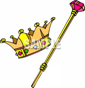 Royal blue king crown and sceptor clipart picture freeuse stock Royal blue king crown and sceptor clipart - ClipartFest picture freeuse stock