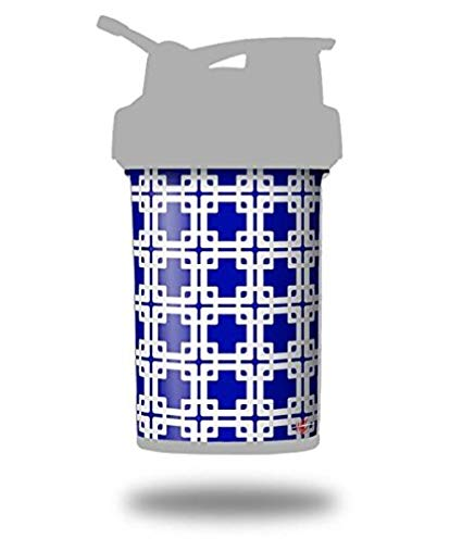 Royal blue waterbottle clipart jpg library Amazon.com : Boxed Royal Blue - Decal Style Skin Wrap fits ... jpg library