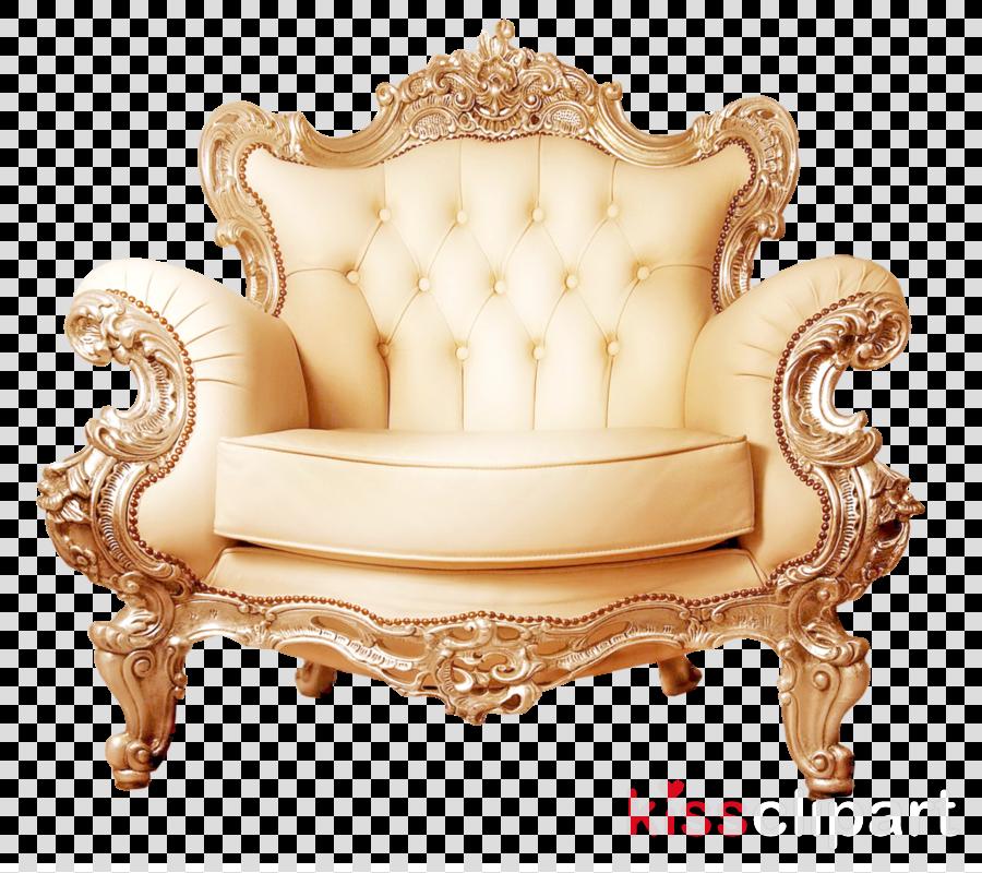 Royal chair clipart clip transparent download Table Cartoon clipart - Chair, Couch, Table, transparent ... clip transparent download