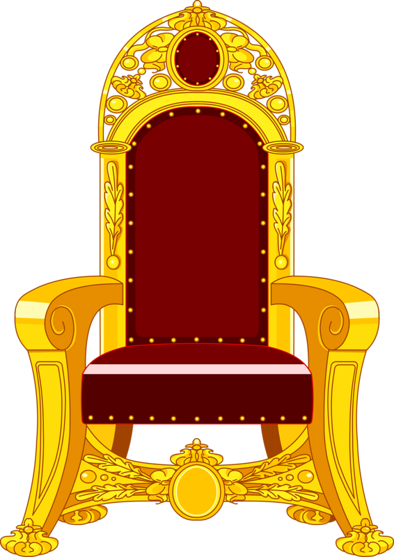 Royal chair clipart banner free stock 6.png | Все для принцесс | Scrapbook images, Throne chair ... banner free stock