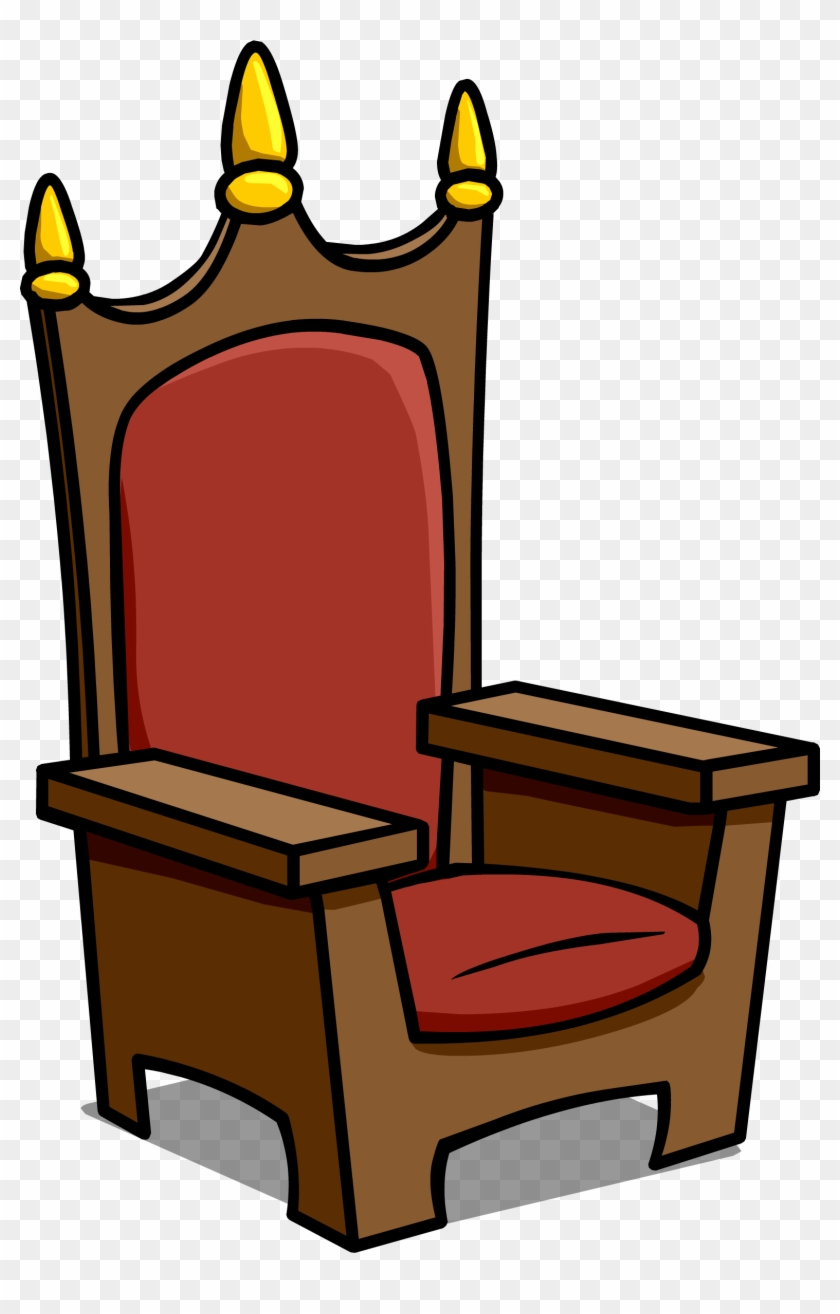 Royal chair clipart picture stock Throne Clipart Club Penguin - Cartoon Png Transparent Royal ... picture stock
