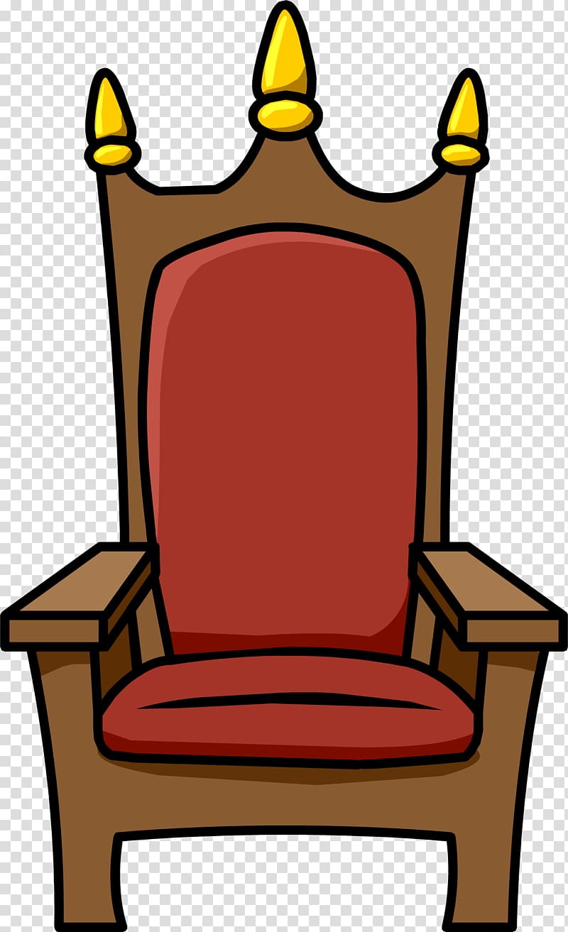 Royal chairs clipart graphic Club Penguin Throne Chair , Throne HD transparent background ... graphic