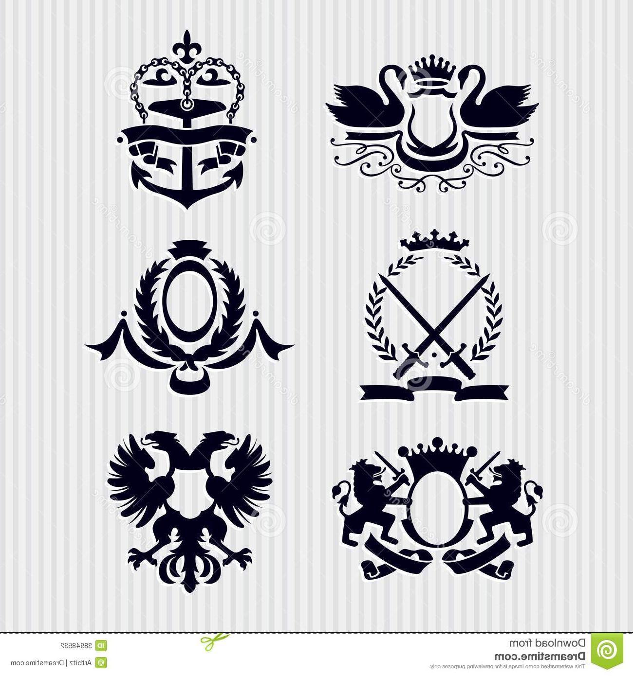 Royal crest clipart clip Best Free Royal Crest Clip Art Images » Free Vector Art ... clip