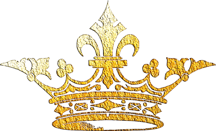 Golden Crown PNG Transparent Image #1 - Free Transparent PNG Images ... graphic royalty free library