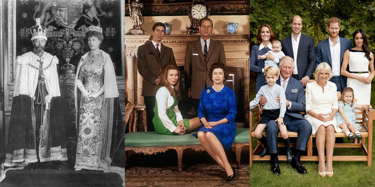 Royal family reinon clipart clip royalty free library British Royal Family Portraits - Official Portraits of the ... clip royalty free library