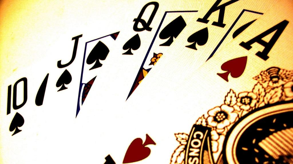 Royal flush clovers clipart image royalty free download Free Poker Hands Picture, Download Free Clip Art, Free Clip ... image royalty free download